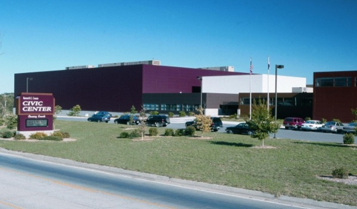 Cowan-Civic-Center